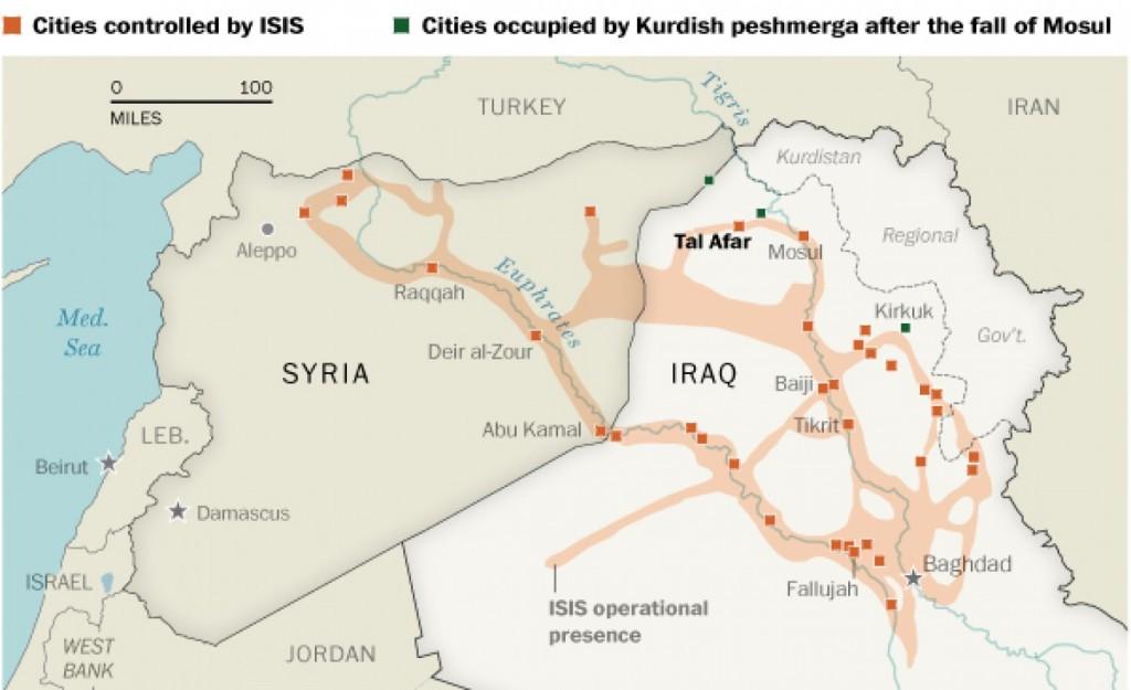 Cartina Iraq.Iraq Mappa Citta