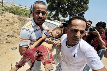 attacco gaza 17