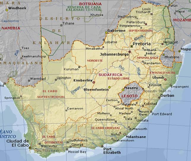 Furia xenofoba in sudafrica via dal paese tutti gli for Provincia sudafricana con durban