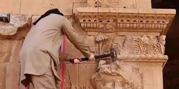ecco tutti i beni archeologici distrutti dall isis