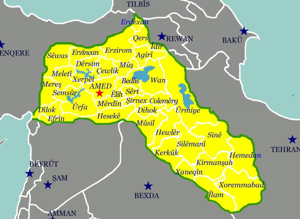Cartina Kurdistan.Reportage Dal Kurdistan Turco Niente Di Nuovo Sul Fronte Orientale Spondasud Spondasud
