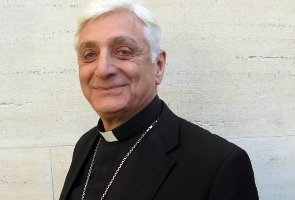 Mons. Antoine Audo, vescovo della comunità caldea di Aleppo e presidente della Caritas siriana.
