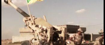 Kataeb Hezbollah Howitzer