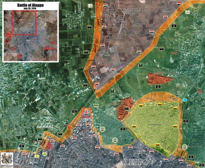 Siria, vasta operazione russa ad Aleppo. Assad: