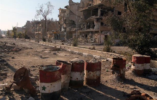Altrainformazione siria deir ez zor un nome che for Citta della siria che da nome a un pino