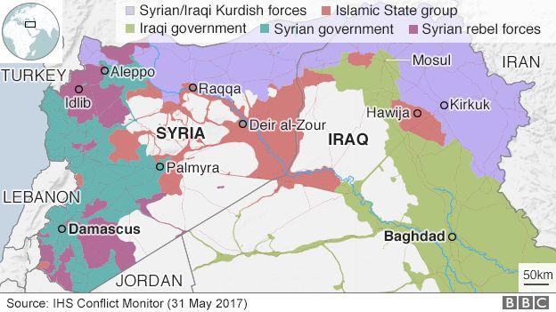 Siria: scatta la tregua voluta da Usa, Russia e Giordania